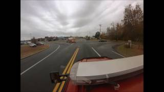 Download Tanker 74 and Paramedic 74 respond to fire Video