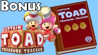 Download Captain Toad: Treasure Tracker - Bonus All Levels (All Gems/Bonus Objectives) Video