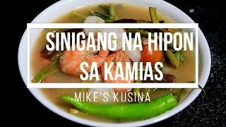Download Sinigang na Hipon sa Kamias | How to Cook | Chibog TV Video