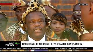 Download Kings, Chiefs, traditional leaders meet over land expropriation Video
