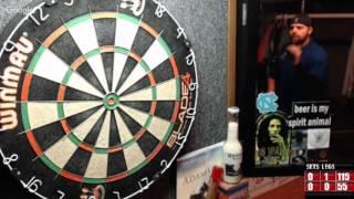 Download Rattlesnake vs GVM -WDA Darts Video