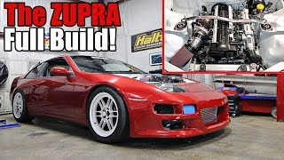Download Building a 2JZGTE Swapped 300ZX in 12 Minutes! Video