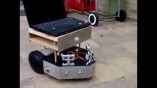 Download Robot Controlled Over the Internet Video