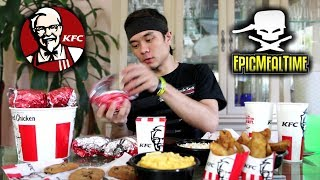 Download The Challenge EPIC MEAL TIME Failed (KFC Full Menu) Video