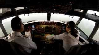 Download PILOT GIRL LANDING AT CANCUN INTERNATIONAL AIRPORT.... !! GO PRO Video
