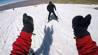 Download WHY DO SNOWBOARDERS HATE SKIERS? Video