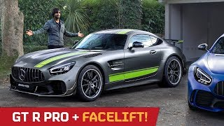 Download AMG GT R Pro & Facelift! First Look with Mr AMG Video