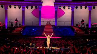 Download Kylie Minogue - Love At First Sight / Can't Beat The Feeling live - BLURAY Aphrodite Les Folies Tour Video