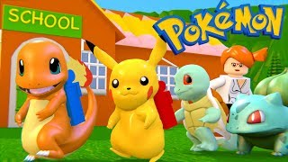 Download LEGO POKEMON BACK TO SCHOOL (compilation) Video
