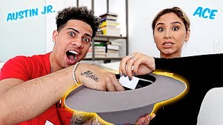 Download PICKING OUR BABY'S NAME OUT OF A HAT!!! Video