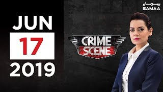 Download Crime Scene | SAMAA TV | 17 June 2019 Video