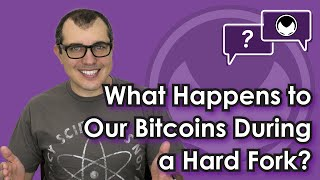 Download Bitcoin Q&A: What happens to our bitcoins during a hard fork? Video