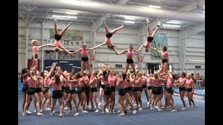Download Cheer Extreme ~ A LQQK Back at 2018 Video