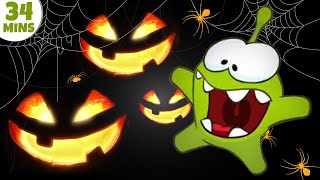 Download Halloween | Om Nom Stories: Halloween Special | Halloween Cartoons | HooplaKidz TV Video