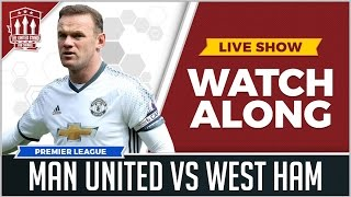 Download Manchester United vs West Ham LIVE STREAM WATCHALONG Video