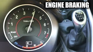 Download Is It Bad To Engine Brake With A Manual Transmission? Video