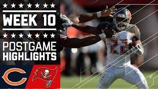 Download Bears vs. Buccaneers | NFL Week 10 Game Highlights Video