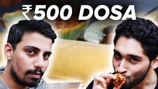 Download ₹50 Dosa Vs ₹500 Dosa Video