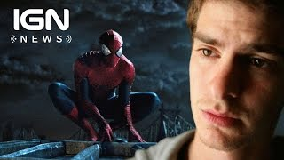 Download Andrew Garfield Was 'Heartbroken' After Amazing Spider-Man - IGN News Video