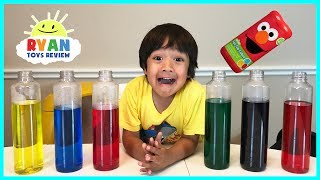 Download BEST LEARNING COLORS for Kids Children Toddlers Video! Sesame Street Fizzy Tub Colors Surprise Toys Video