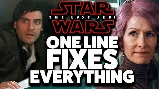 Download How ONE LINE Fixes The Last Jedi Video