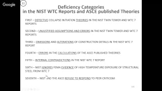 Download A critique of the NIST WTC building failure reports and the progressive collapse theory Video