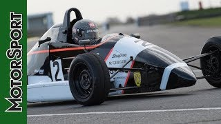Download On track with a Formula Ford 1600 | How to Drive – Episode 5 Video