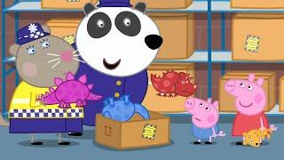 Download Peppa Pig Full Episodes - Police Station - Cartoons for Children Video