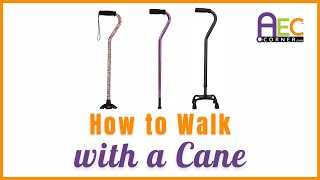 Download How to Use a Cane Video