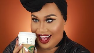 Download FALL HOLIDAY MAKEUP TUTORIAL | PatrickStarrr Video