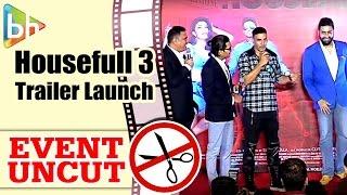 Download Housefull 3 OFFICIAL Trailer Launch | Akshay Kumar | Ritiesh Deshmukh | Abhishek Bachchan Video