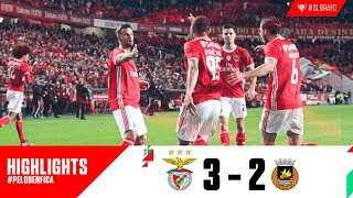 Download HIGHLIGHTS: SL Benfica 3-2 Rio Ave FC Video