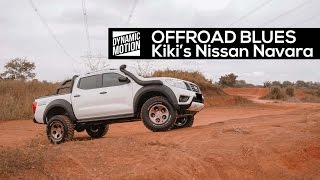 Download OFFROAD BLUES | Kiki's Lifted Nissan NP300 Navara // 4K Dynamic Motion Media Video