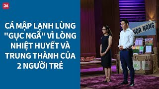 Download Shark Tank VN tập 2: Cá mập ″gục ngã″ vì lòng nhiệt huyết và trung thành của 2 người trẻ| VTV24 Video