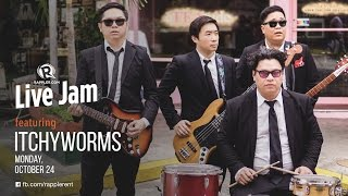 Download Rappler Live Jam: Itchyworms Video