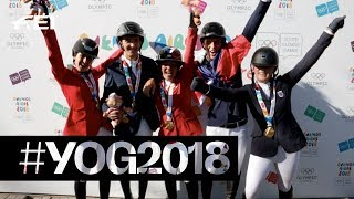 Download From the draw to the medals #YOG2018 Review | Youth Olympic Games 2018 Video