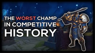 Download Garen: A History of The Worst Champion In League of Legends Video