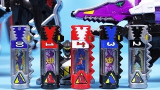 Download 파워레인저 다이노포스 다이노셀 사운드 또봇 장난감 동영상 Power Rangers Dino Charge Kyoryuger, Tobot Video