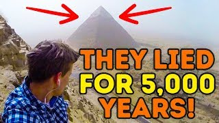 Download The Great Pyramid Mystery Has Finally Been Solved Video