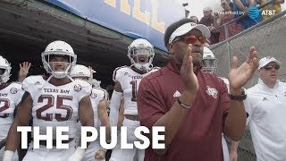 Download The Pulse: Texas A&M Football | ″Storm's a Bruin″ | Season 4, Episode 2 Video
