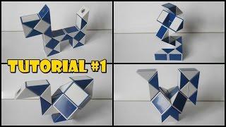 Download Rubik's Twist 24 Tutorial #1 - Dog - Cobra 1 - Swan 1 - Rooster Video