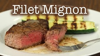 Download How To Cook A Filet Mignon Steak Perfectly | Rockin Robin Cooks Video