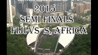 Download 2015 Hong Kong 7's Semifinals Fiji vs South Africa Video