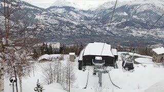 Download Pila, inaugurata la stagione sciistica Video