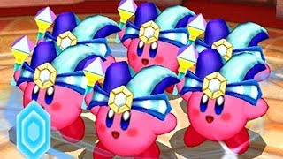 Download Kirby Battle Royale - Mirror Ability Gameplay Video