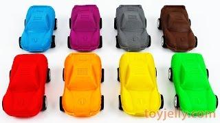 Download Learn Colors Play Doh Disney Cars Mold Tayo Peppa Pig Pikachu Dora Nursery Rhymes Microwave Princess Video