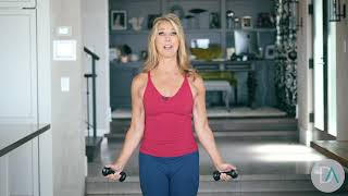 Download Sexy Arms Part 3: 6-Minute Sexy Arms | LifeFit 360 | Denise Austin Video