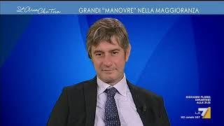 Download La sensazione di Pierluigi Battista: ″Mi sembra che l'orizzonte elettorale si stia avvicinando, ... Video