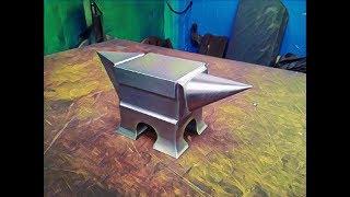 Download Como se hace un yunque de acero a partir de un rail Video