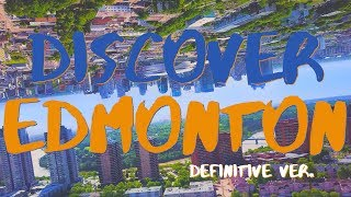 Download 4K DISCOVER EDMONTON - Attractions/Sights, ALL drone footage Video